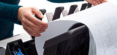 Digitalização Scanner Projetos